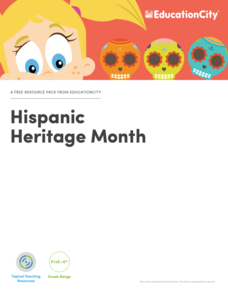 Hispanic Heritage Month Lesson Plan