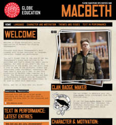 Macbeth Website