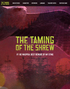 The Taming of the Shrew Website