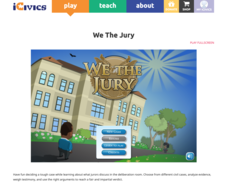 We The Jury Interactive