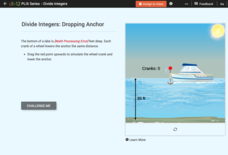 Integer Division: Dropping Anchor Interactive