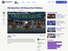 Oktoberfest | All About the Holidays Video