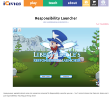 Responsibility Launcher Interactive