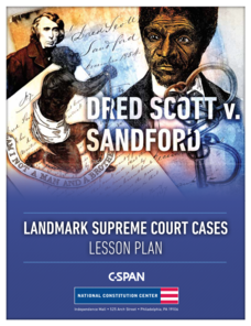 Dred Scott v. Sanford Lesson Plan