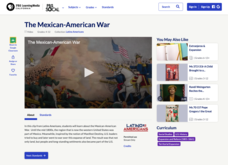The Mexican-American War Video