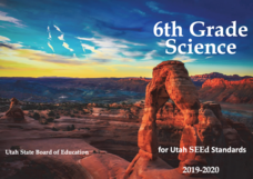 Utah Open Textbook: 6th Grade Science eBook