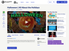 Halloween | All About the Holidays Video