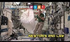 STEMonstrations: Newton's 2nd Law of Motion Video