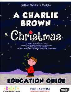 A Charlie Brown Christmas Activities & Project