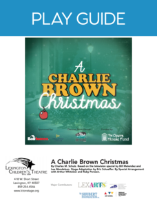 Play Guide: A Charlie Brown Christmas Activities & Project