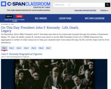 On This Day: President John F. Kennedy - Life, Death, Legacy Video