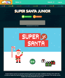 Super Santa Junior Interactive