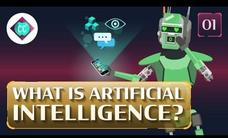 What Is Artificial Intelligence? Crash Course AI #1 Video