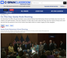 On This Day: Sandy Hook Shooting Video