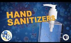 How Do Hand Sanitizers Work? Video