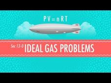 Ideal Gas Problems Video