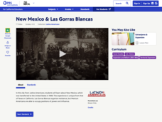 New Mexico and Las Gorras Blancas Video