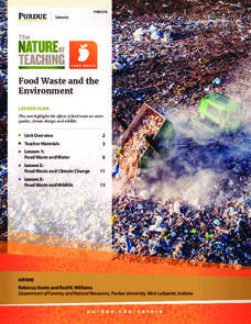 Food Waste and the Environment Unit