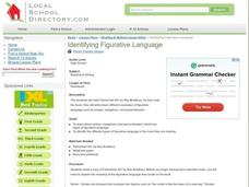 Identifying Figurative Language Lesson Plan