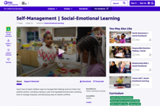 Self-Management | Social-Emotional Learning Video