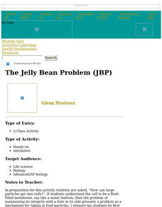 The Jelly Bean Problem Lesson Plan