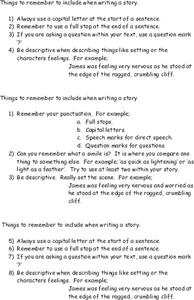 Things To Remember When Writing a Story Lesson Plan
