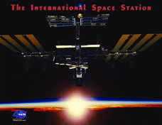 The International Space Station Lesson Plan