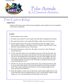 Polar Animals Lesson Plan