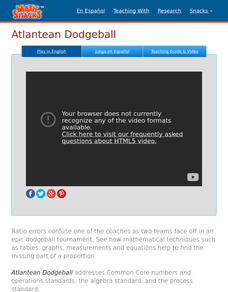 Atlantean Dodgeball Video