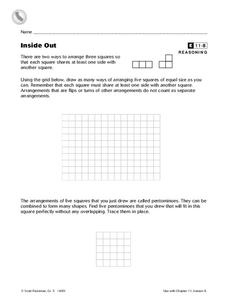 Inside Out Worksheet