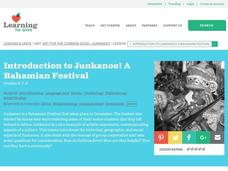 Introduction to Junkanoo! A Bahamian Festival Lesson Plan