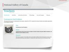 Inuit Sculpture Lesson Plan
