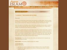 Islam in America Lesson Plan