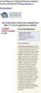 It's In The Numbers Lesson Plan