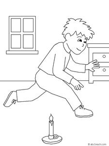 Jack be Nimble Worksheet