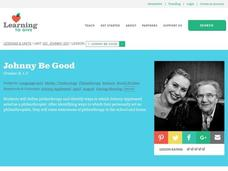 Johnny Be Good Lesson Plan
