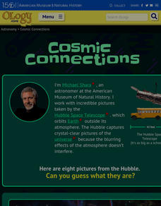 Cosmic Connection Interactive