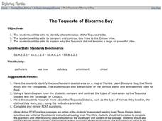 The Tequesta of Biscayne Bay Lesson Plan
