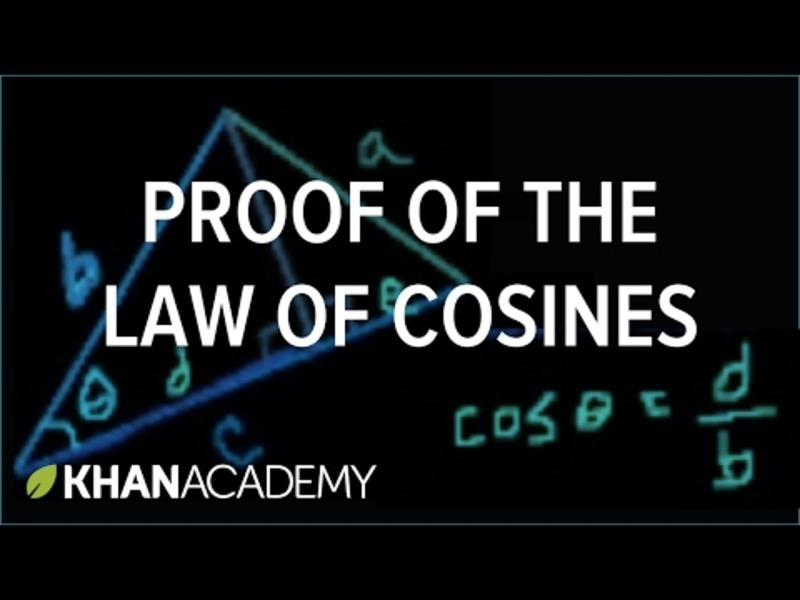 Law of Cosines Video