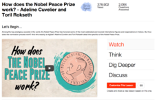 How Does the Nobel Peace Prize Work? Video