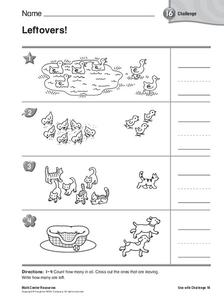 Leftovers Worksheet