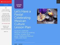 Let's Have a Fiesta! Lesson Plan