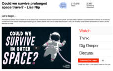 Could We Survive Prolonged Space Travel? Video