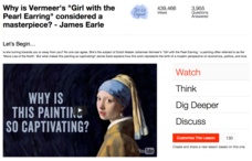 "Why Is Vermeer's ""Girl with the Pearl Earring"" Considered a Masterpiece? Video"