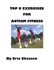 Top 8 Exercises for Autism Fitness Activities & Project