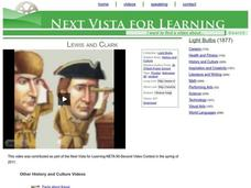 Lewis and Clark Video