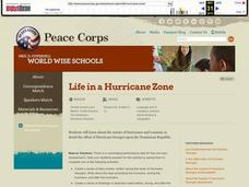 Life in a Hurricane Zone Lesson Plan