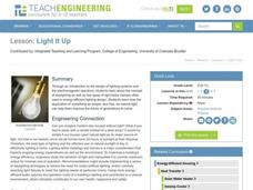 Light It Up Lesson Plan