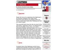 Lightning Lesson Plan