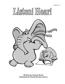 Listen! Hear! Worksheet